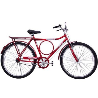 Bicicleta Cairu Super Barra Aro 26