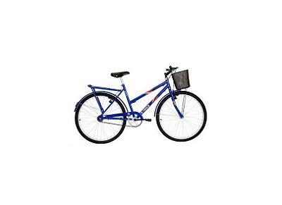 Bicicleta Track Pratik Fem Azul