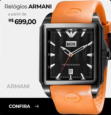 Armani Promoção