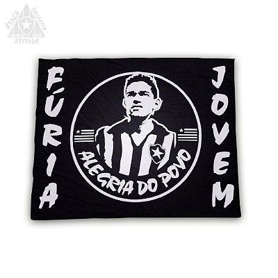 Bandeira FJB Garrincha 1,38 x 1m