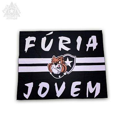 Bandeira FJB Mascote 1,38 x 1m