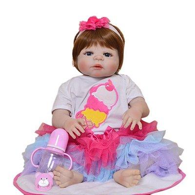 Bebê Fabi - Pode dar Banho
