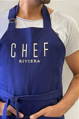 Avental Chef Riviera
