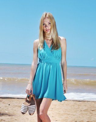 Vestido St Tropez