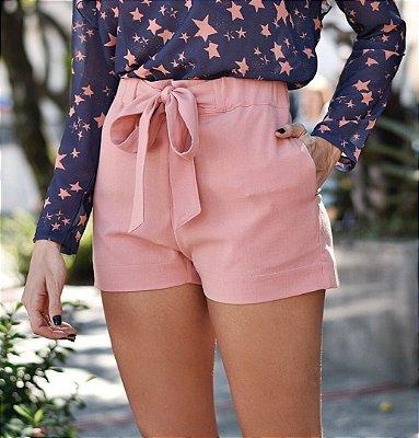 Short Paris Rosa