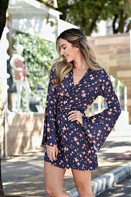 Vestido Kimono Estrela