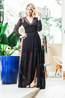 Vestido Ana Preto