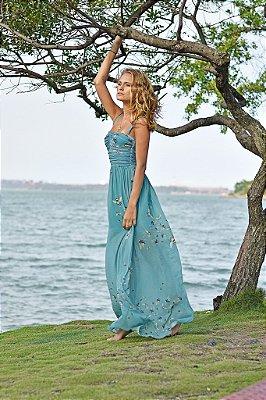 Vestido Rhavena Abelha