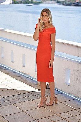 Vestido Cancun Vermelho