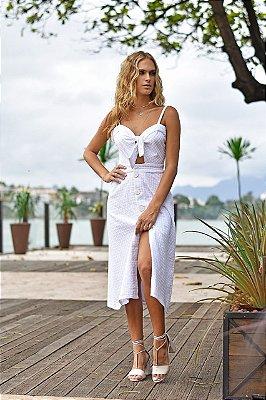 Vestido Trancoso Off White