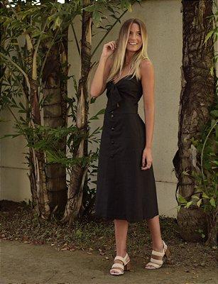 Vestido Trancoso Preto