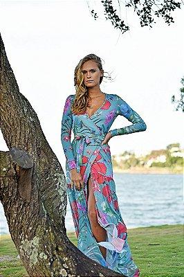 Vestido Isadora Garden
