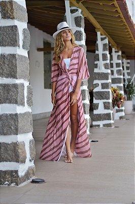 Saída Resort Zebra Nude