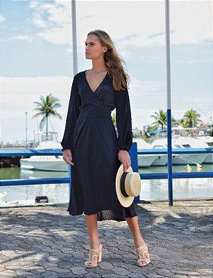 Vestido Capri Preto