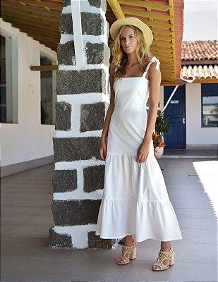 Vestido Algarve Off White