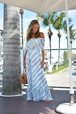 Saia Resort Zebra Mint