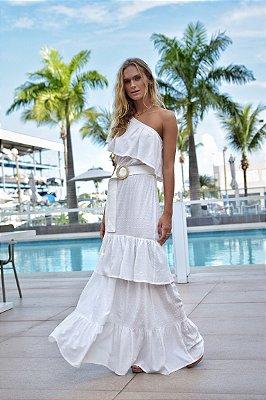 Vestido Parati Off White