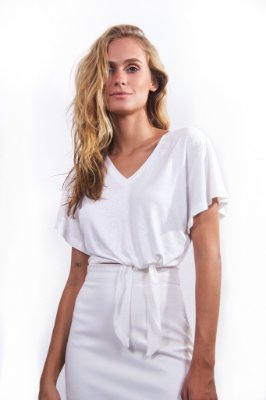 Blusa Mistic Off White