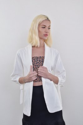 Blazer Catalunha Off White