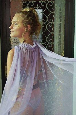 Capinha Lilac Lilás