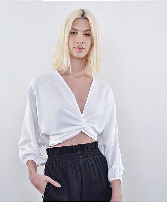 Blusa Gal Off White