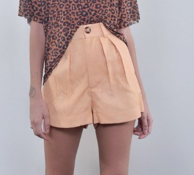 Short Madri Orange
