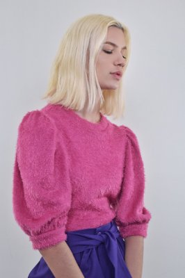 Blusa Moscow Pink
