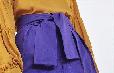 Cinto Faixa Púrpura