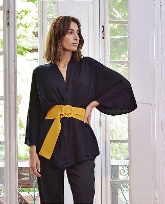 Kimono Gal Preto