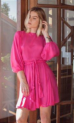 Vestido Gardênia Pink