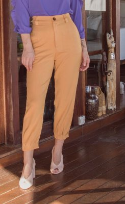 Calça Hot Mango Orange