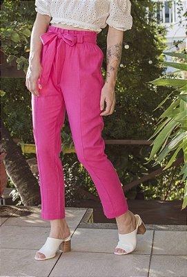 Calça Clochard Florence Pink