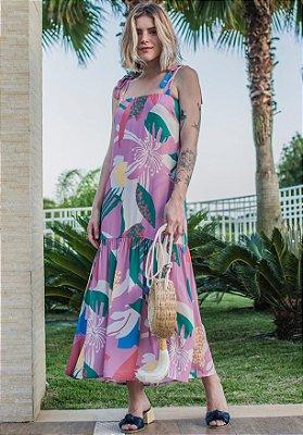 Vestido New Garden