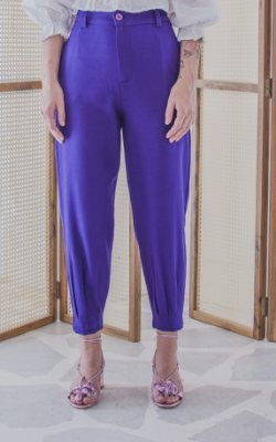 Calça Hot Purple
