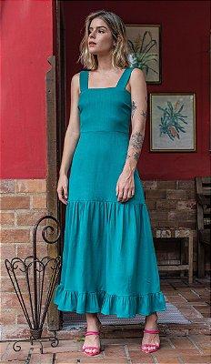 Vestido Valência New Verde