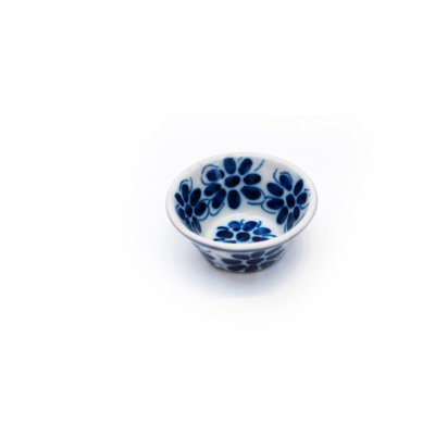 Tigela Pequena 9,5cm Colonial Azul