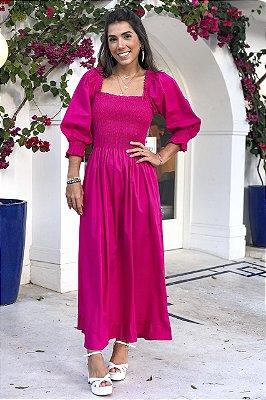 Vestido Toscana Pink
