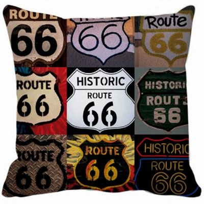 Almofada 40x40 - Route66 RT008