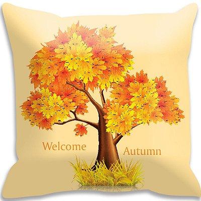 Almofada Welcome Autumn