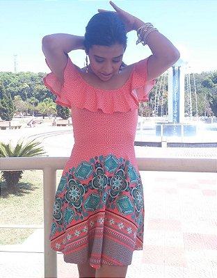 Vestido B'Bonnie Tancinha  REF 4516