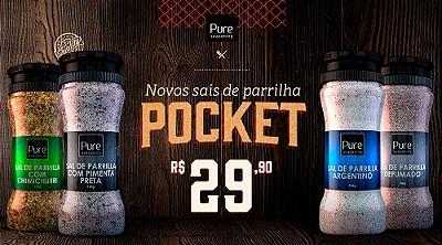 Kit Sais Parrilla Pocket - Jun21
