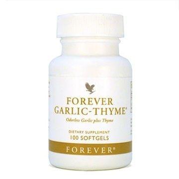Garlic Thyme (óleo de alho e de canola, com tomilho para tirar o cheiro :)