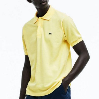 POLO LACOSTE BASIC YELLOW