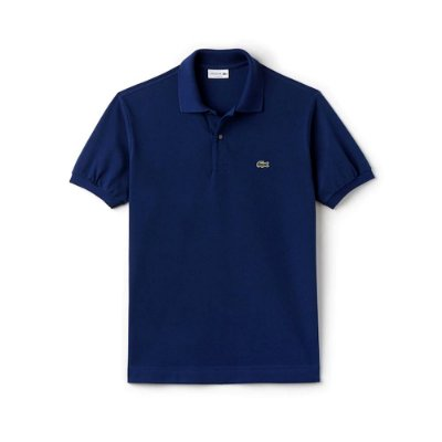 POLO LACOSTE BASIC BLUE