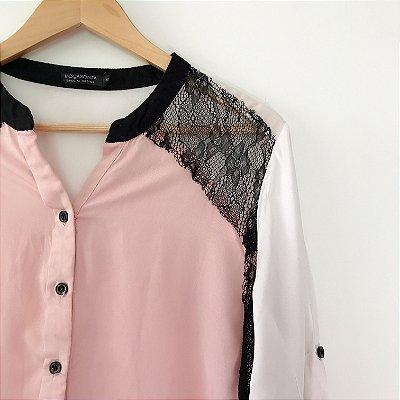 Camisa Algodão M