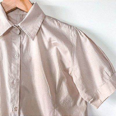 Camisa Algodão P
