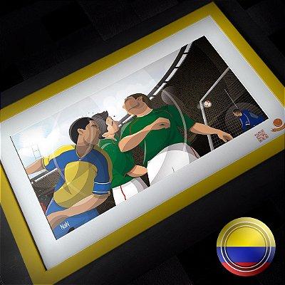 Colômbia 2001 - La Copa Cafetera (QUADRO)