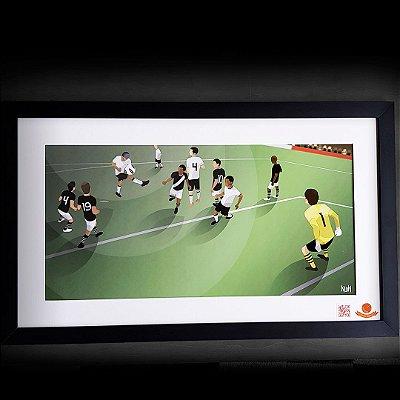 Corinthians 2012 - Libertadores (quartas)