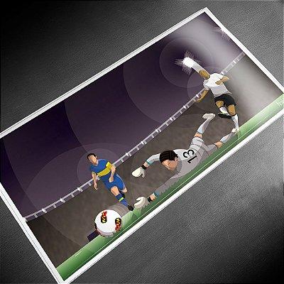 Corinthians 2012 - Libertadores - Final - Voltal (PÔSTER)