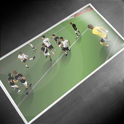 Corinthians 2012 - Libertadores - Quartas (PÔSTER)